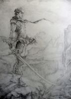 Prince Of Persia by ChimeraSH
