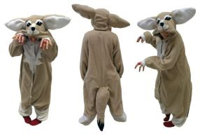fennec fox kigurumi by diemortalroom