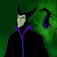 Maleficent by Lucius007