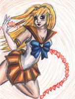 Sailor Venus by OhioErieCanalGirl