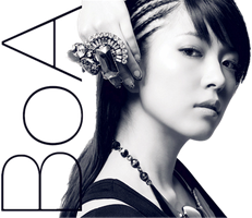 BoA PNG by Shifa1204