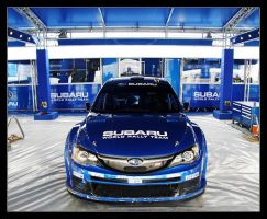 Impreza WRC 2008 - Updated by TVRfan