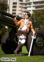 Levi - Cannon by with-the-sky