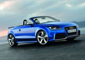 Audi TT-RS 2010 by TheCarloos