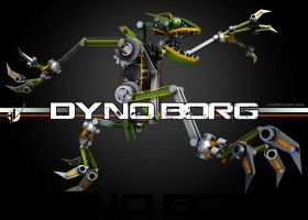 DYNO-Borg series by INVERTVISION