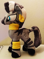 Zecora Plushie :Commission: by AppleDew