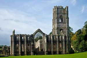 Fountains Abbey - 5382 by Jaded-Paladin