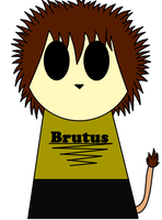 Brutus- Chess Piece Lion by keithyboo