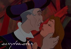 Frollo x Belle VI by sexytoaster