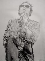 Chester Bennington-Linkin Park by tat2chick
