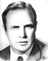 Marlon Brando by Dead-Beat-Nick