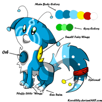 .:Choolly Species - Contest Entry:. by Korollily