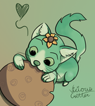 Cookie Cat by ViciousCritter