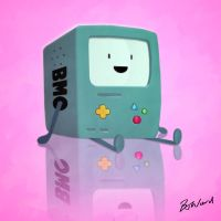 BMO by billythebrain