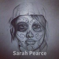 day of the dead by SarahP86