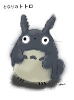 Totoro by JC-790514