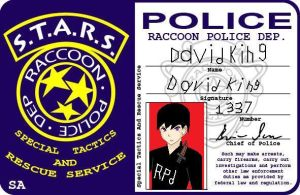 RPD badge by DavidKing407