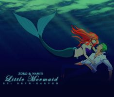 Little Mermaid by Bryn-Barvon