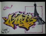 Paris by bugs-one