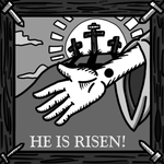 He Is Risen by CartoonistWill