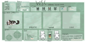 ||WSC | Robinkit | WillowClan|| by INfernoLynx
