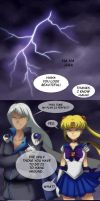 Sailor Moon Liverwurst and Goulash : Sailor Z 3 by Jack-a-Lynn