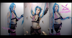 J!NX - League of Legends by TessaCrownster