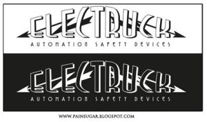 Electruck Logo by painsugar
