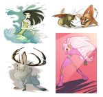 Sketch Dailies by CoconutMilkyway
