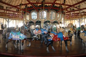 merry go round by HoldFastStock