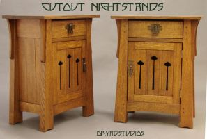Nightstands deluxe by DryadStudios