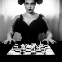 The Chess Queen II by markheet