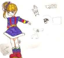 OLD 2004: Rainbow Brite by JadineR