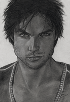 Ian Somerhalder by Destiny4now