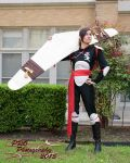 Mizuumicon-2013 Sango the Demon Slayer by inustwin6789