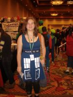 Tardis by Lily-Hith-Silme