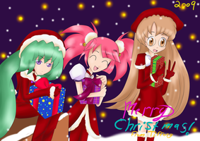 Merry Christmas Everyone by iTiffanyBlue