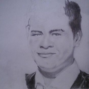 Ritchie Valens WIP2 by laviudita