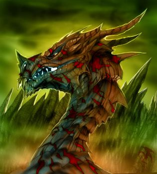 Dragon by Decadia