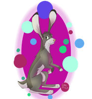 Jerrod Jack Rabbit by crisisastar15