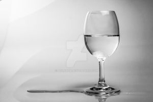 Wine glass #3 by Arloden