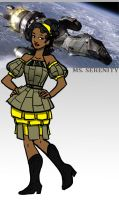 Costumes Ships Serenity by jameson9101322