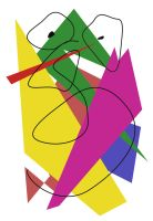 Day 20 Charles the Abstract Squiggle by Asmodeus317