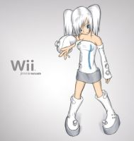 Wii tan by Spoonboy