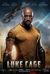 Luke Cage Official Movie Poster by MattiasFahlberg