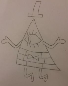 Bill Cipher by Valora390