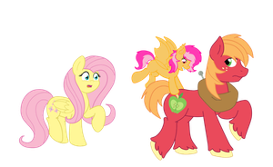 Um that's not a real apple sweetie by Cool-Party