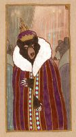bear king by luve