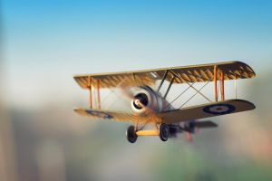 Sopwith Camel by sztewe