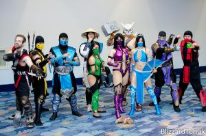 W12 - Mortal Kombat by BlizzardTerrak